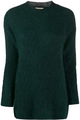 Bellerose funnel neck sweater
