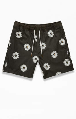 Charlie Holiday Brown Marrakech Swim Trunks