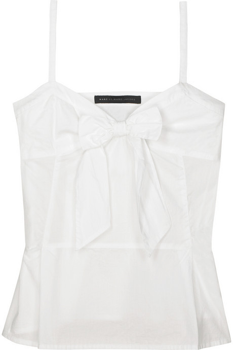 Marc by Marc Jacobs Camisole bow top