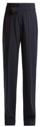 Sportmax Augusto Trousers - Womens - Navy