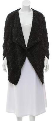 Zero Maria Cornejo Oversize Textured Top