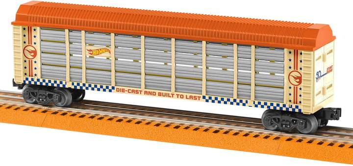 Hot Wheels 50th Anniversary Auto Rack by Lionel