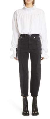 J.W.Anderson Pleated Collar Blouse