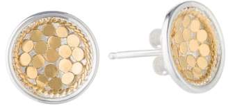 Anna Beck 'Gili' Small Dish Stud Earrings