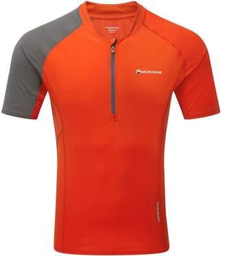 Montane Fang Zip T-Shirt - Men's