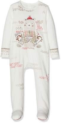 Boboli boboli Boys' Interlock Play Suit for Baby Footies