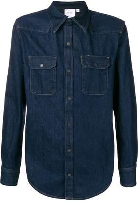 Calvin Klein Jeans Est. 1978 denim long-sleeve shirt