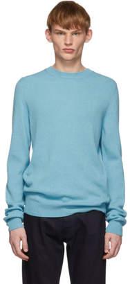 A.P.C. Blue Colin Sweater