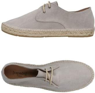 Espadrij Lace-up shoes