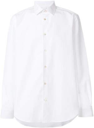 Paul Smith Signature Stripe cuff shirt