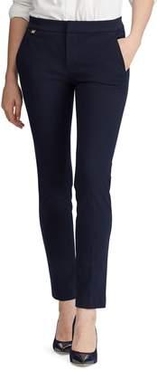 Lauren Ralph Lauren Mid-Rise Skinny Pants