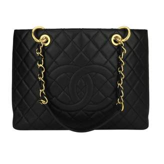 Chanel Grand shopping leather bag