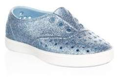 Native Baby's, Toddler's & Girl's Miller Bling Perforated Sneakers