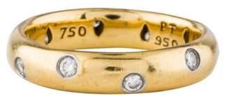 Tiffany & Co. Diamond Etoile Band yellow Diamond Etoile Band