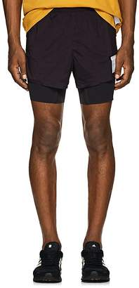 "Satisfy Men's ""Run Away"" Short-Distance Running Shorts"