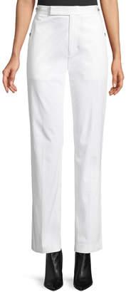 Helmut Lang Straight-Leg Cotton Pants