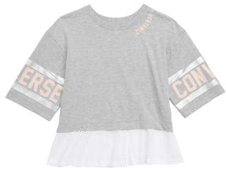 Converse Reflective Two-Fer Top