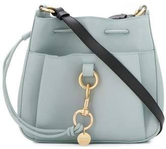 3504fee0cbba See by Chloe drawstring shoulder bag
