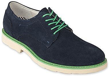 JCPenney Stafford® Austin Plain-Toe Lace-Up Oxfords