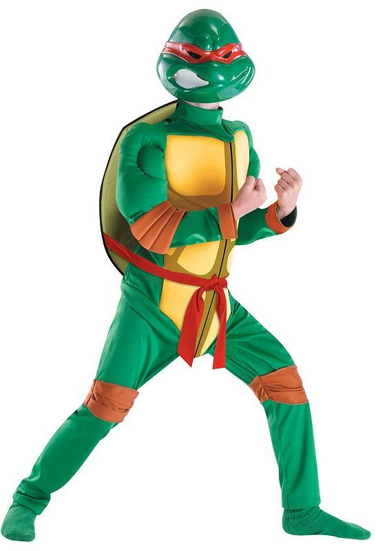 Teenage mutant ninja turtles® raphael® costume