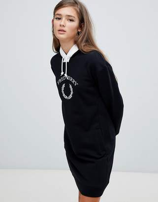 Fred Perry Hoodie Dress