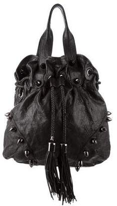 Thomas Wylde Studded Leather Tote