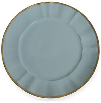 Anna Weatherley Powder Blue Charger Plate