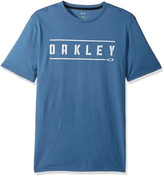 85f8a07a73d at Amazon Canada · Oakley Men s O-Double Stack Tee