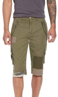 Hudson Slim Fit Cargo Shorts