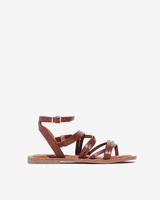 Express Strappy Open Toe Sandals