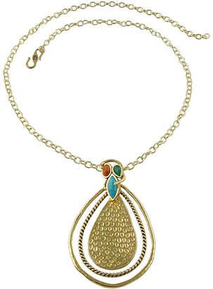 Artsmith BY BARSE Art Smith by BARSE Genuine Multicolor Gemstone Necklace