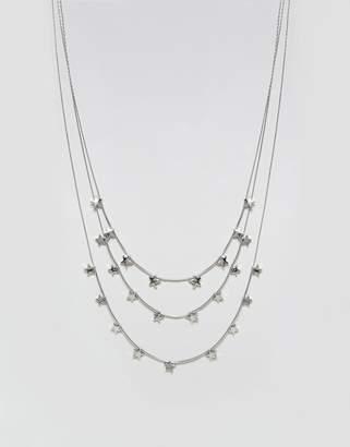 NY:LON Multirow Necklace