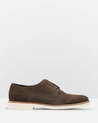 Oxford Edward Suede Derby Shoes