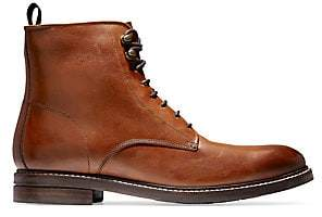 Cole Haan Men's Wagner Waterproof Leather Boots