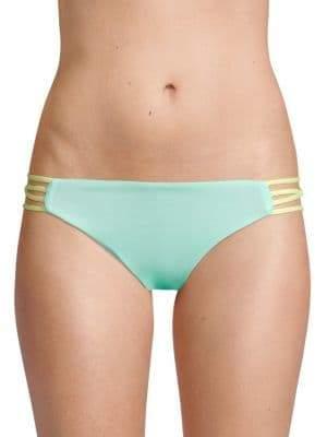 L-Space Strappy Bikini Bottom