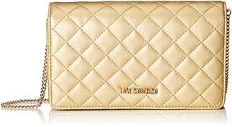 Love Moschino Borsa Nappa Pu Quilted, Women's Shoulder Bag,6x13x23 cm (B x H T)