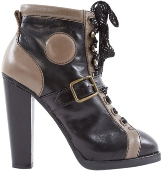 Marc by Marc Jacobs Multicolour Leather Boots