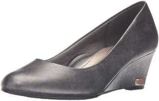 SoftStyle Soft Style by Hush Puppies Women's Gana Wedge Pump