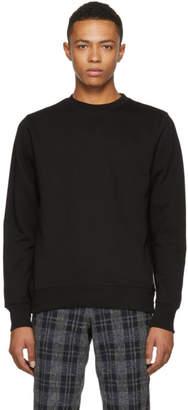 Paul Smith Black Regular Fit Sweatshirt