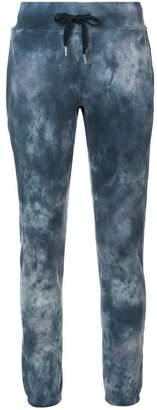 NSF tie dye sweatpants