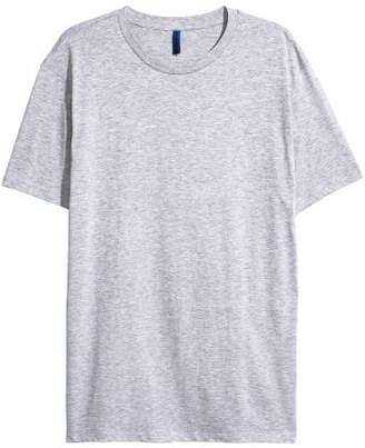 H&M Long T-shirt - Gray