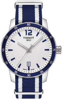 Tissot Men's Quickster Swiss Quartz Watch, 40mm