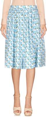 Prada Knee length skirts - Item 35356925LT