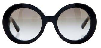 pradaPrada Baroque Oversize Sunglasses