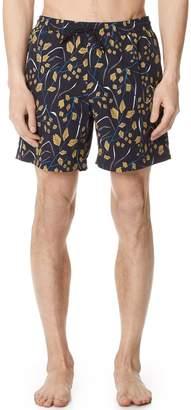 Billy Reid Sea Oat Swim Trunks