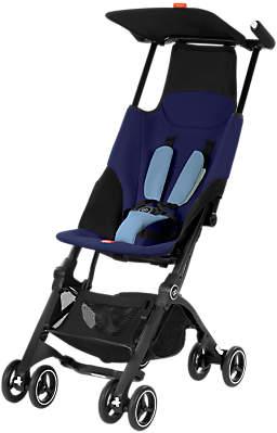 GB Pockit Stroller, Sapphire Blue