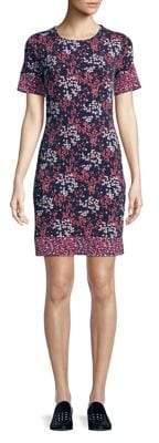 MICHAEL Michael Kors Floral Shirt Dress