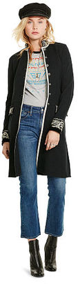 Ralph Lauren Denim & Supply Embroidered Military Jacket $245 thestylecure.com