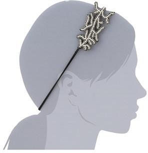 Jane Tran Coral Reef Bead Headband