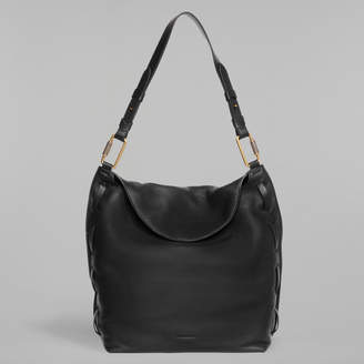Mackage FIORE Slouchy hobo bag with shoulder strap
